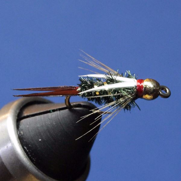 Prince Nymph, Bead Head - Tying Instructions - Fly Tying Guide
