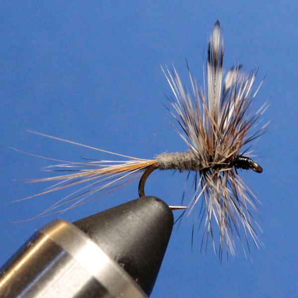 Adams - Tying Instructions - Fly Tying Guide