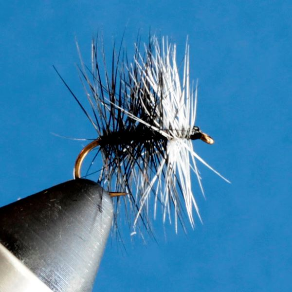 Bivisible - Tying Instructions - Fly Tying Guide