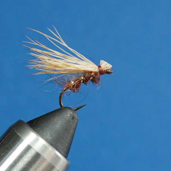 Elk Hair Emerger - Tying Instructions - Fly Tying Guide