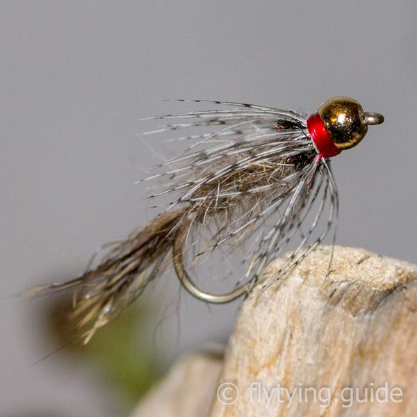 Guides Choice Hares Ear Nymph - Tying Instructions - Fly Tying Guide