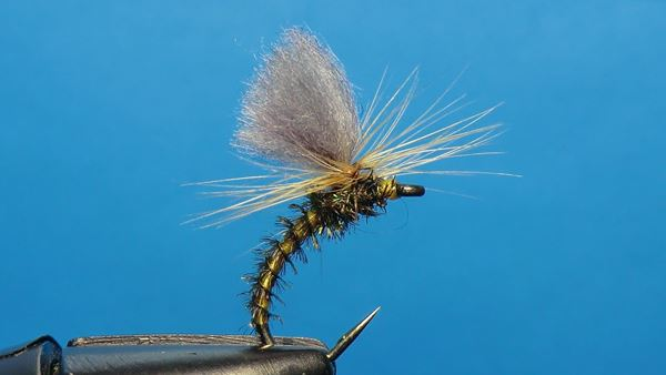 Klinkhammer Special - Tying Instructions - Fly Tying Guide