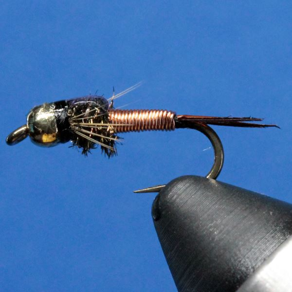 Copper John - Tying Instructions - Fly Tying Guide